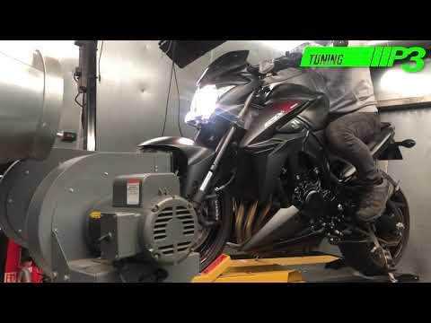 Repeat Yamaha MT 09 ECU Custom Map using Woolich racing