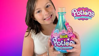 For Kids by Kids Unboxing Oosh Potions Slime Surprise