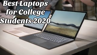 The Best Laptops for College Students 2019-2020 | Amazing Laptops for Students
