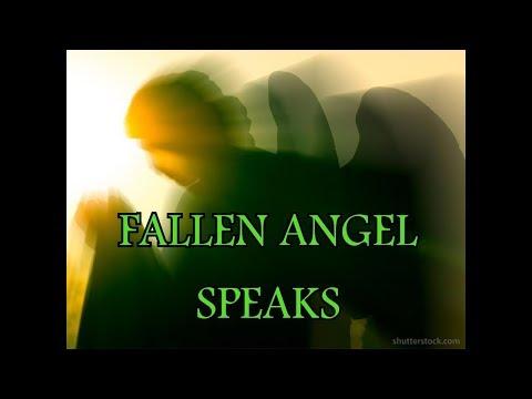 FALLEN ANGEL SPEAKS