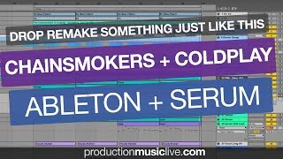 Chainsmokers & Coldplay - Something Just Like This (Drop Remak…
