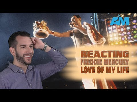 VOCAL COACH reacts to QUEEN performing LOVE OF MY LIFE live