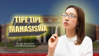 TIPE TIPE MAHASISWA
