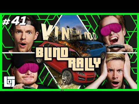 GTA BLIND RALLY met Enzo, Don, Pascal en Link | XL Battle | LOGS2 #41
