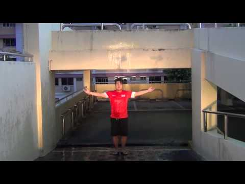 The Most Epic #ALSicebucketchallenge by Javier Seow
