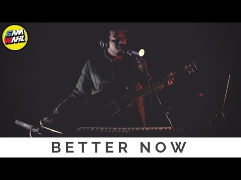 Better Now - Post Malone (Sam Wahl Cover)