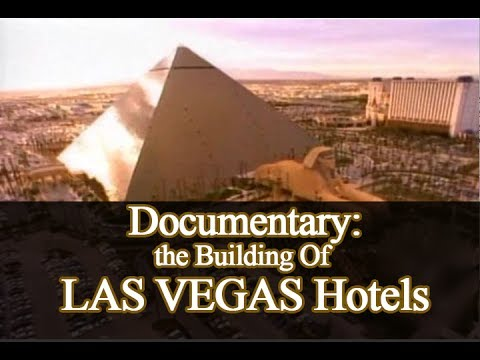 Las Vegas Hotels Documentary HD - History of Las Vegas ,  Nevada