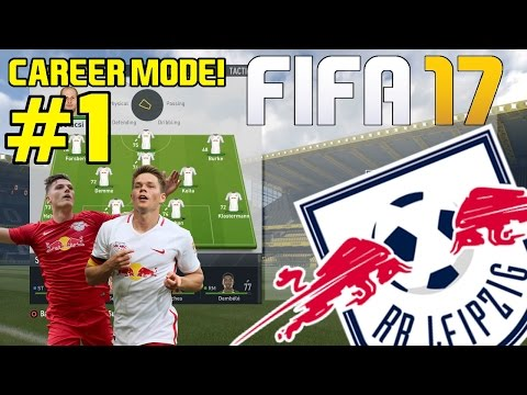 FIFA 17 | Career Mode - RB Leipzig #1 - NEW YEAR NEW SEASON!