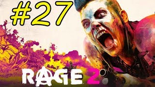 RAGE 2 Walkthrough Part 27 Waterpump PC HD 1080p60FPS