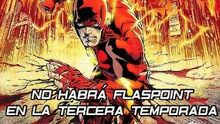 122- ¿Qué pasará en la tercera temporada de The Flash?
