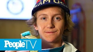 Red Gerard On His Favorite Thing About Snowboarding: Olympic Gold Medalist Opens Up | PeopleTV