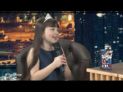 Entrevista com a YouTuber mirim Alexa