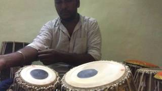 Tabla | Cover | Santhu Pottu Oru Santhana Pottu song | Ilayaraja | Gopal Singh