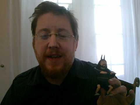 Rich Johnston Auditions For Wonder Woman - Bleedin...