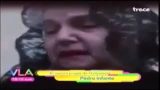 PEDRO INFANTE  MURIO EN EL ABANDONO - TV AZTECA