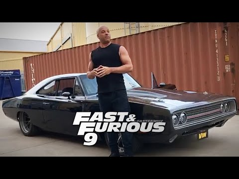 Fast & Furious 9: Vin Diesel Gets A Special Birthday Gift