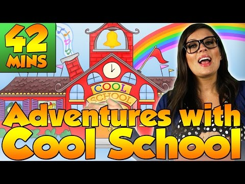 Adventures With Cool School! | Cool School Compilation