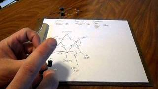 """Nikola Tesla """"free energy from air"""" circuit explained and building instructions."""