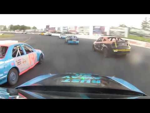 Sunset Speedway Bonestock Feature August 3, 2019
