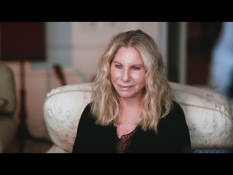 Barbra Streisand on Gun Control, #MeToo and #TimesUp Movements