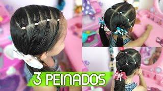 Peinado Facil Elegante Y Rapido Para Ninas Peinados Faciles Y