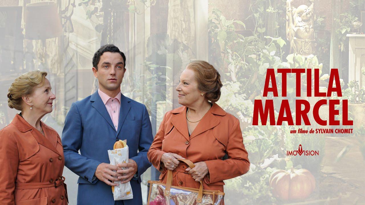 Attila Marcel Attila Marcel Trailer Legendado YouTube