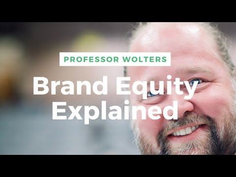 Brand Equity Explained