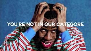 Tyler, the Creator - Tron Cat (Lyric Video)