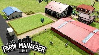 Zarządzanie gospodarstwem - Farm Manager 2018 | #1