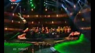 Eurovision 2008 Türkiye mor ve ötesi-deli