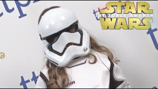 Star Wars: The Force Awakens Stormtrooper Child Costume from Rubies
