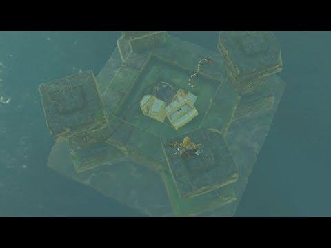 Recupero nel deserto,tesori ovunque [The Legend of Zelda Breath of the Wild ep 128]