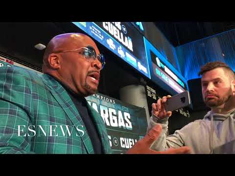 CEO of Mayweather Promotions Leonard Ellerbe responds to Adrien Broner - EsNews