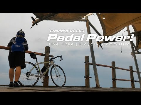Pedal power! - Live free, Bicycle commuting adventures