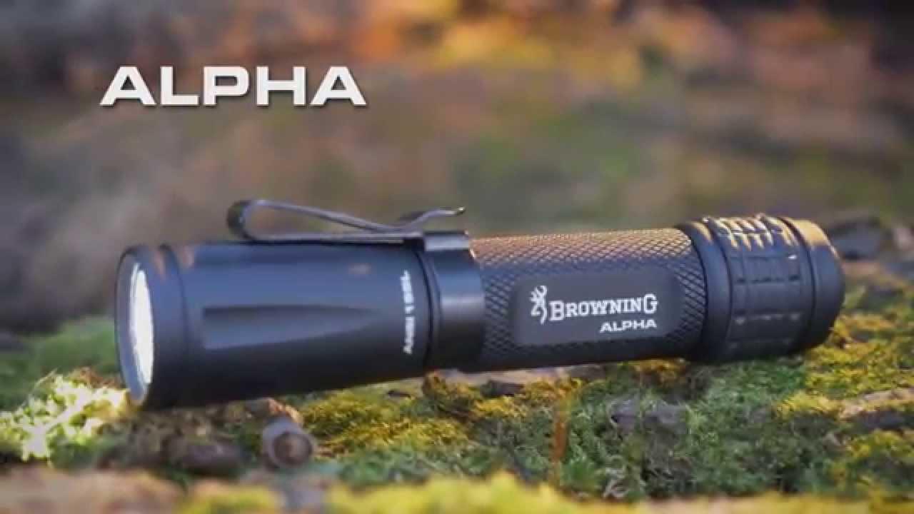 Browning Alpha Flashlight V2