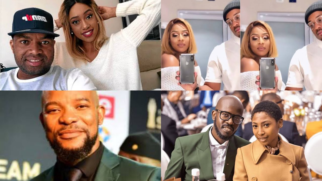 Mzansi's Celebs who've been caught cheating