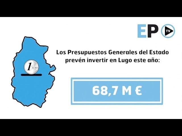 Las cuentas del Estado para Lugo
