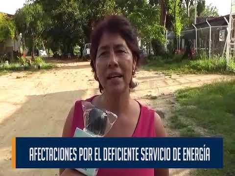 Prolongados cortes de energía en la vereda Aparco de Ibagué ponen en riesgo a adultos mayores