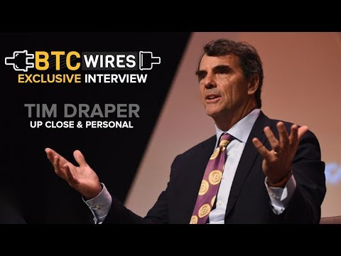 Tim Draper Exclusive Interview With BTCWires | Jatin Madhra