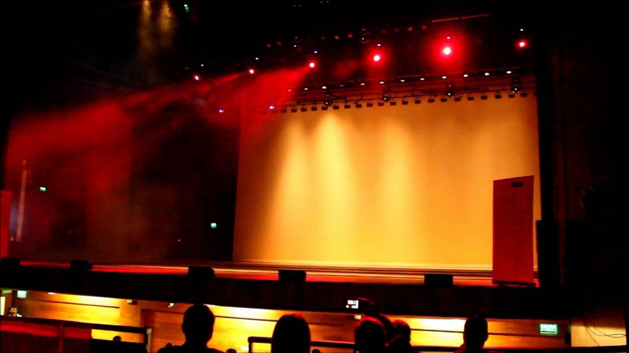 Demo luces y plataformas en el escenario del Gran Teatro ... - photo#28