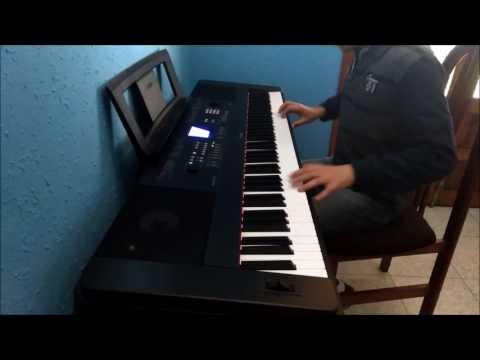 Starset - Ricochet (Acoustic Piano)