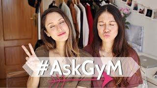 Quedada en Madrid! + Mamá joven?Canción favorita?Perfume favorito? | Q&A with Meli #AskGyM