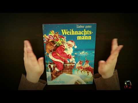 ASMR ✨ entspannende Weihnachtsgeschichte ✨ (deutsch/ german)