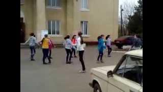 Волонтёры Новоалексеевка