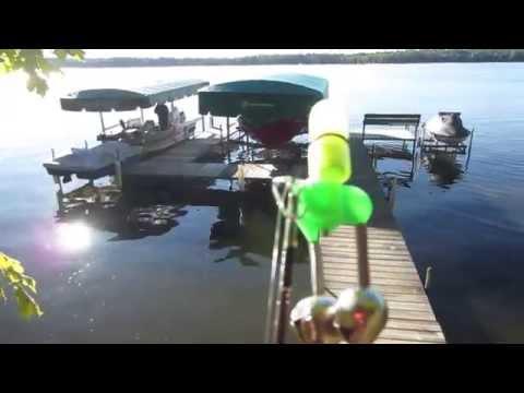 LED Fishing Rod