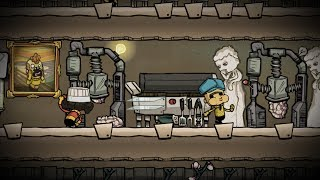 Steam Turbines in Series Experiment! Oxygen Not Included