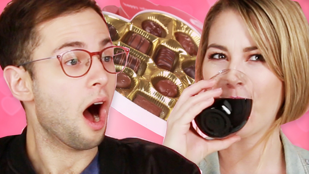 Drunk Single People Review Valentine S Day Gifts Youtube