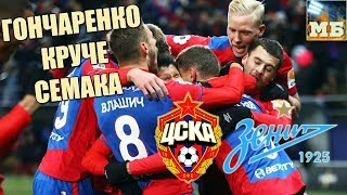 Фантастический ЦСКА. Ужасный ЗЕНИТ | ЦСКА – Зенит обзор
