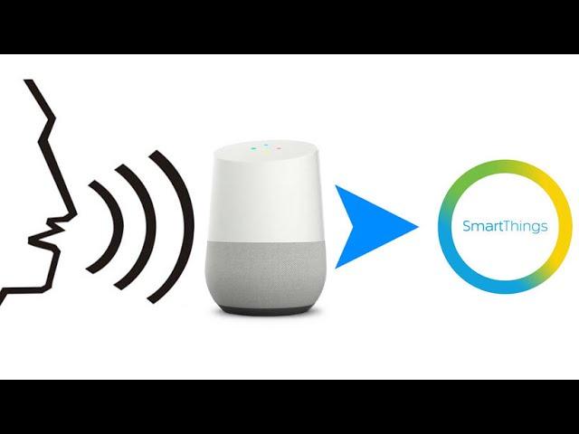 Google Home met Smartthings in Nederland