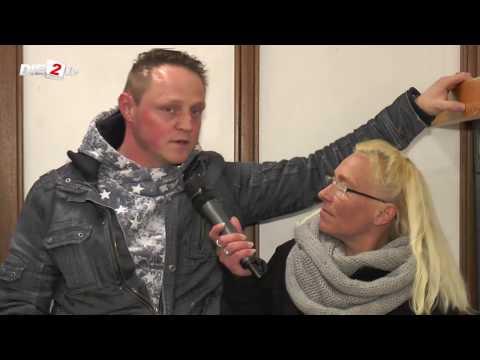 Interview mit Chriss Martin beim TuS Buschhausen